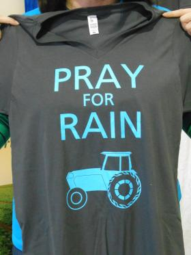 The Women in Agriculture Booth at the Expo are selling these shirts.