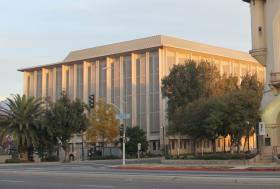 Fresno County's Sisk Courthouse is the site of the legal battle.