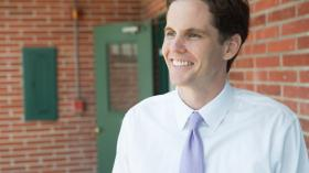 Marshall Tuck, candidate for Superintendent of Public Instruction