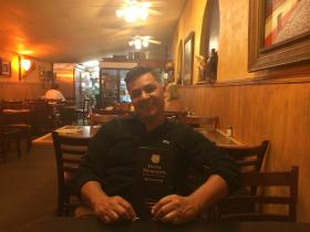 Saul Gonzalez never closed his Groveland restaurant, Cocina Michoacana, even as flames threatened his home.