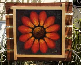 Original fine art is a signature part of the silent auction