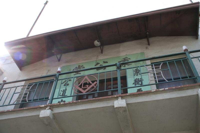Fresno's historic Chinatown is just yards away from the planned high speed rail route.