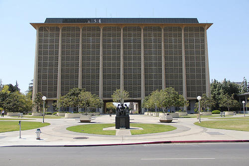 Fresno County Courthouse