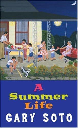 Gary Soto's book A Summer Life