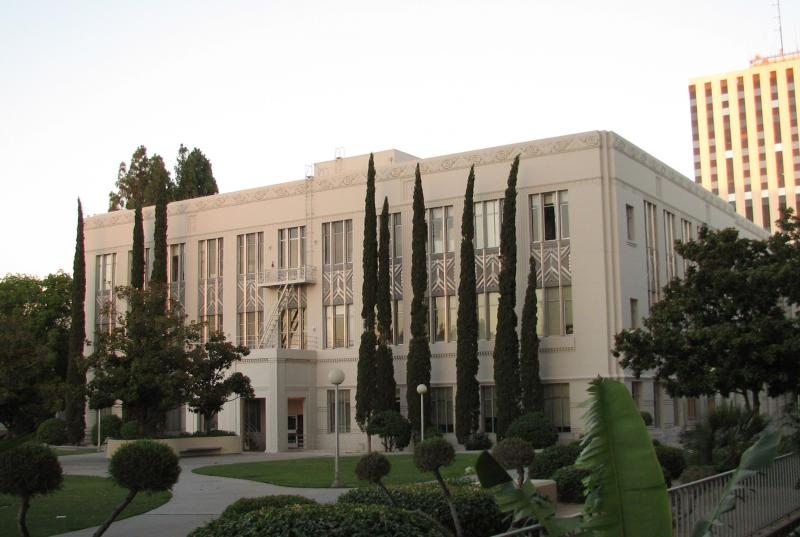 Fresno County's Hall of Records