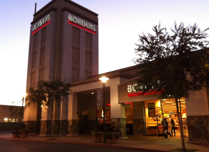 The Borders location at Fresno's River Park Shopping Center is among the 399 stores that are closing as part of the liquidation of the national chain bookseller.