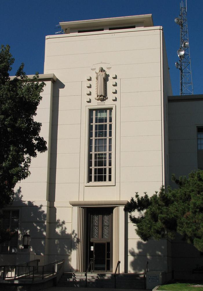 Fresno Unified School District offices in Downtown Fresno