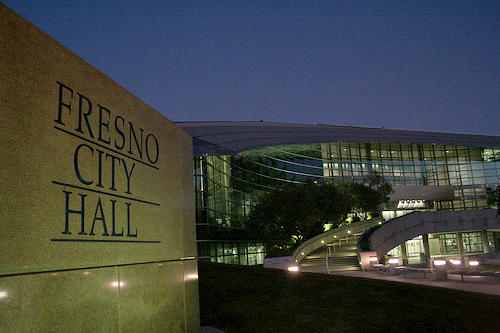 Fresno City Hall (file photo)