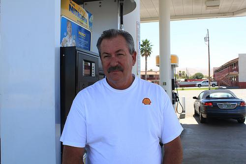 Bob Archibald, owner of the Shell gas station in Maricopa, has been an outspoken critic of the Maricopa Police Department's aggressive traffic enforcement and vehicle impoundment.