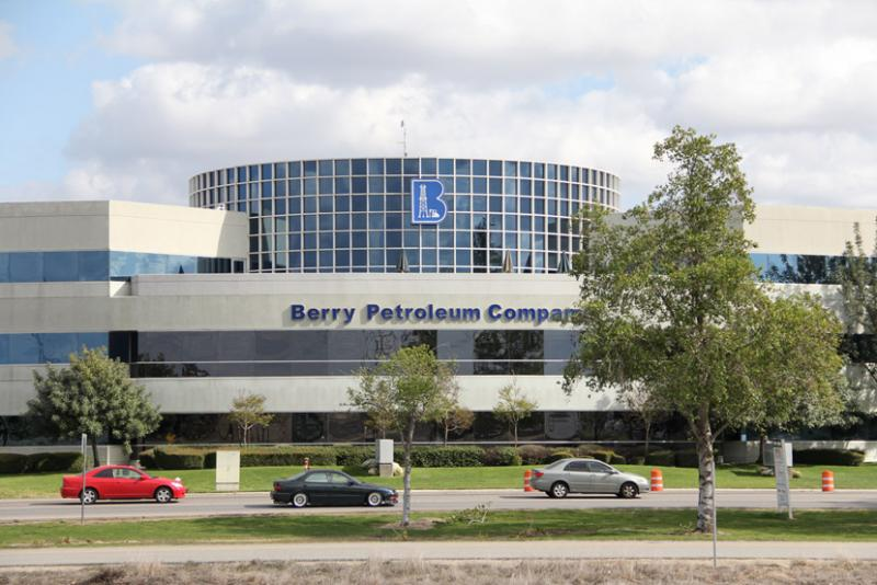 Berry Petroleum's Bakersfield office