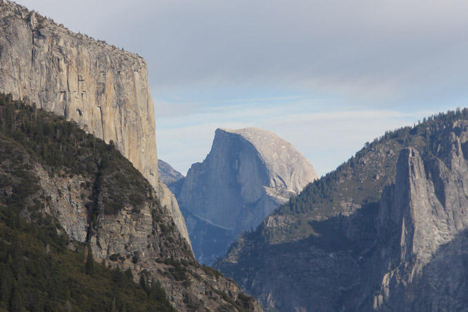 Yosemite National Park (file photo)