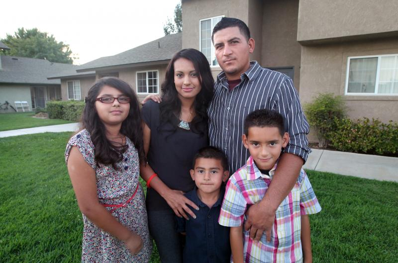 Today, 25-year-old Berenice Parra looks like a picture of health. But surrounded by her family, husband, Jorge, and their children, Irene, 9, Isaac, 6, and Jorge, 5, she remembers how in July 2010 she became so seriously ill she thought she was dying.