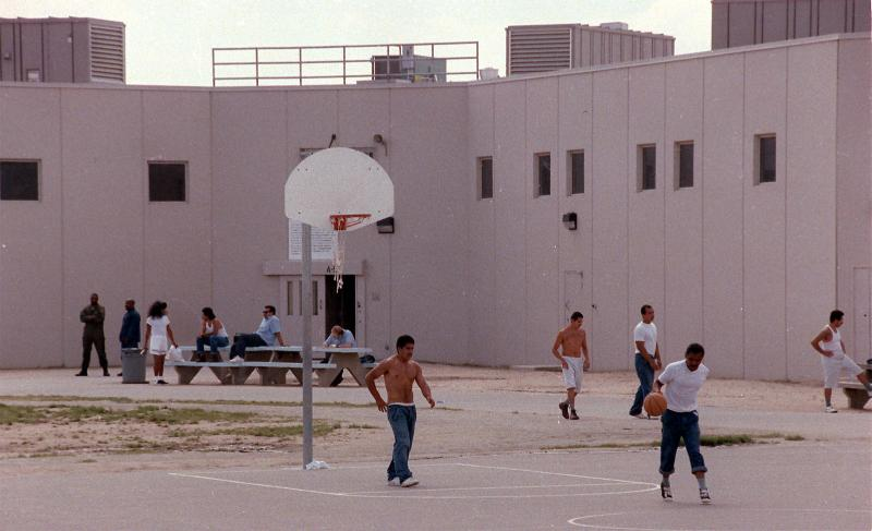 Prisons located in the Central Valley – such as Wasco State Prison, pictured here – have provided clinicians with extensive education on valley fever.
