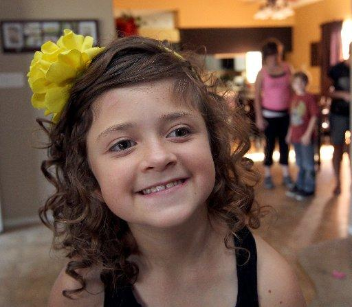 Ten-year-old Jayden Lugo was 2-months-old when she contracted valley fever. By the time the disease was diagnosed several months later, it had spread to her brain, according to her mom, causing complications she still suffers from today. She uses a walker