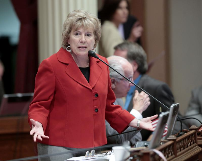 State Senator Jean Fuller, R-Bakersfield, sits on the Senate Select Committee on Valley Fever.