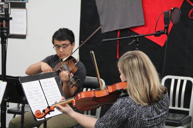 The Fresno Pacific University String Quartet