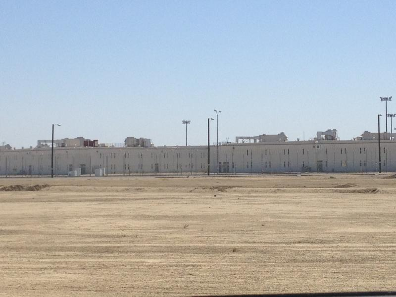 Of all the state's prisons, Pleasant Valley in Coalinga has the highest rate of valley fever.