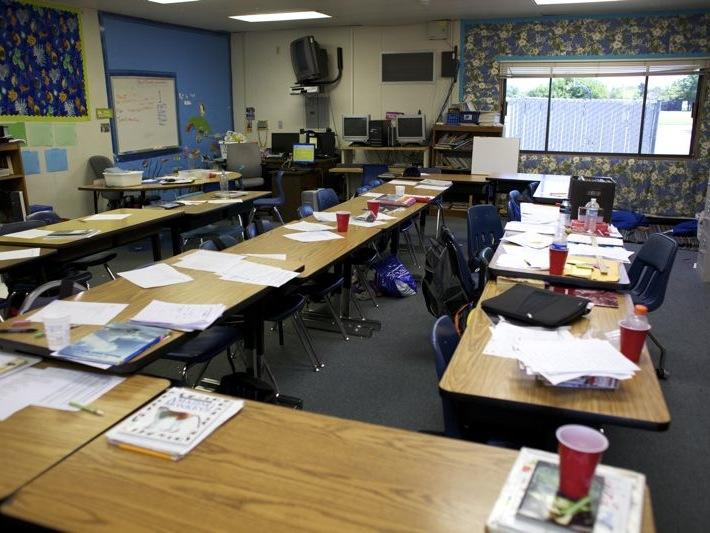 New Report 17 Percent Of Valley Teens Out School Work
