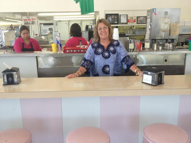 Susan Wing is the co-owner and president of Superior Dairy in Hanford. Her first job was at the local scoop shop in high school.