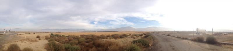 The future region of 12,000 homes, condos and apartments in the southernmost point of Kern County.