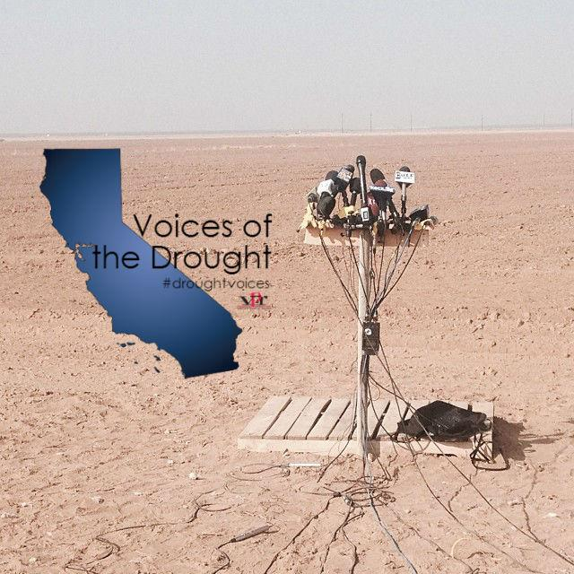 """When House Speaker John Boehner visited Bakersfield to call for drought relief with Valley GOP leaders we met in what felt like the most arid field on earth. Well-dressed reporters littered a recently plowed cotton field adjacent to a giant canal."""