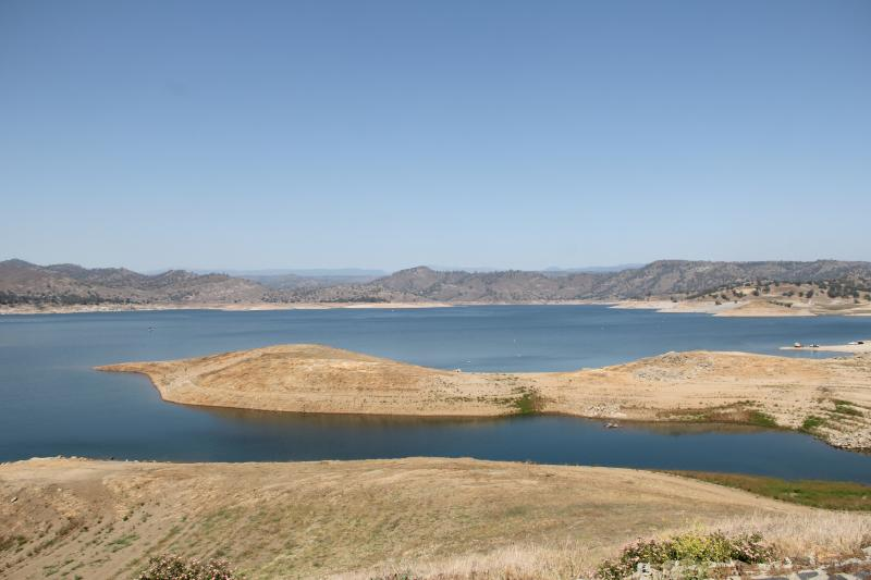 Millerton Lake isn't expected to be at full capacity this summer with drought.