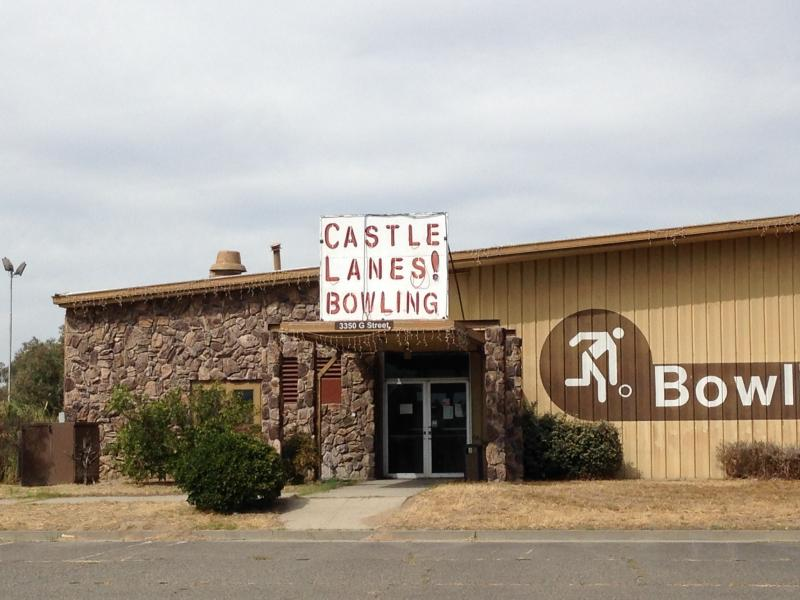 A bowling alley at the base was active until a few years back, say Scott Malta the base manager.