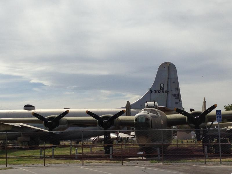 The Castle Air Museum at the base is full of planes and relics from war time. The museum offers tours as well as educational programs for teens.