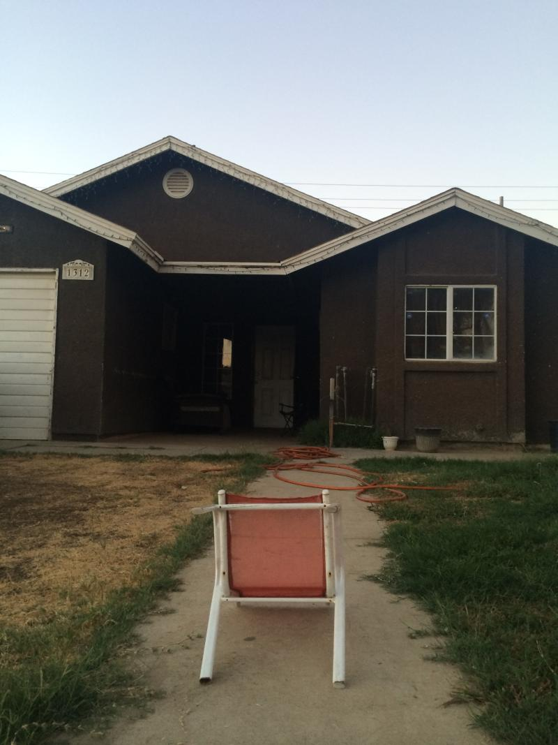 It's been seven months since Elvia Garcia and her family have lived in their own house.