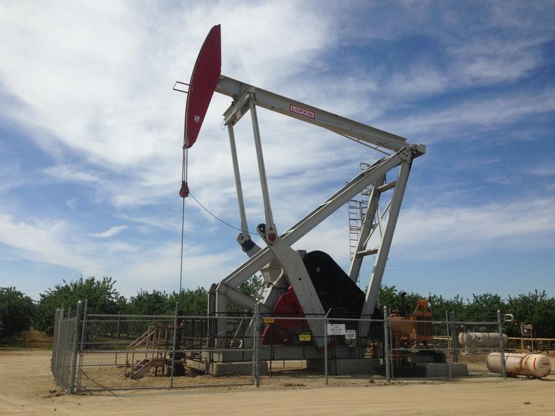 A pumpjack in Kern County (file photo)