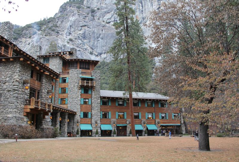 The Ahwahnee Hotel will now be known as The Majestic Yosemite Hotel