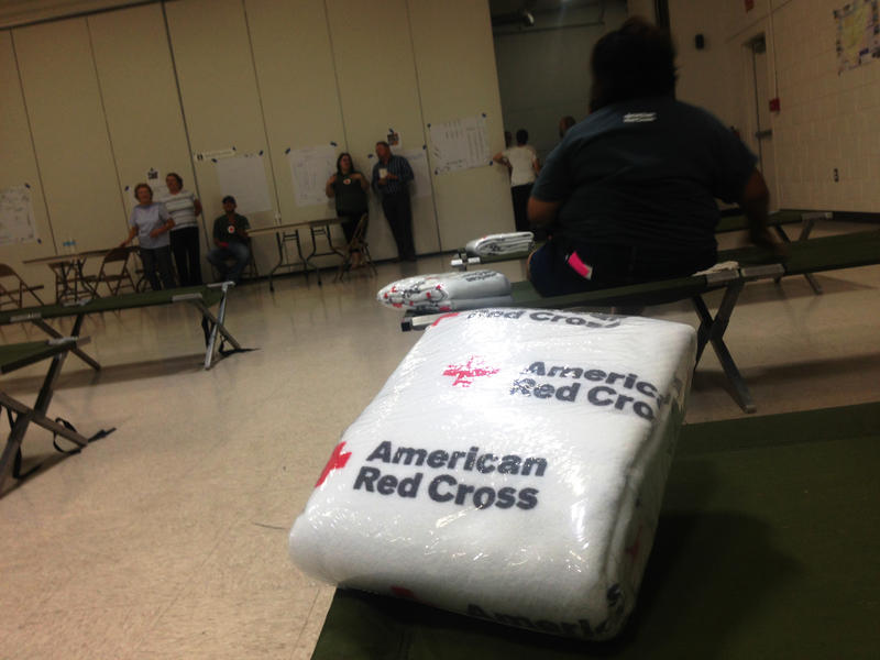 The American Red Cross of Central California is fighting drought in multiple ways.