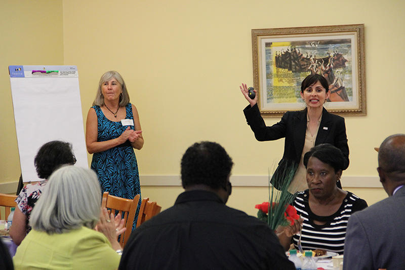 Bakersfield College President Sonya Christian