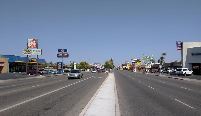 Some in Fresno say Blackstone could lok very diffirent in a few years