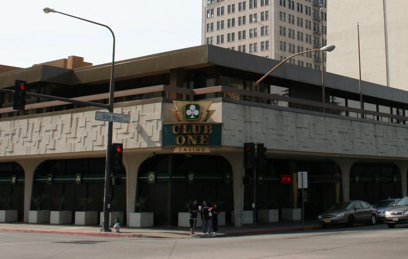 club casino fresno