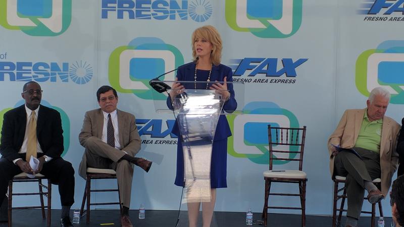 Fresno Mayor Ashley Swearengin