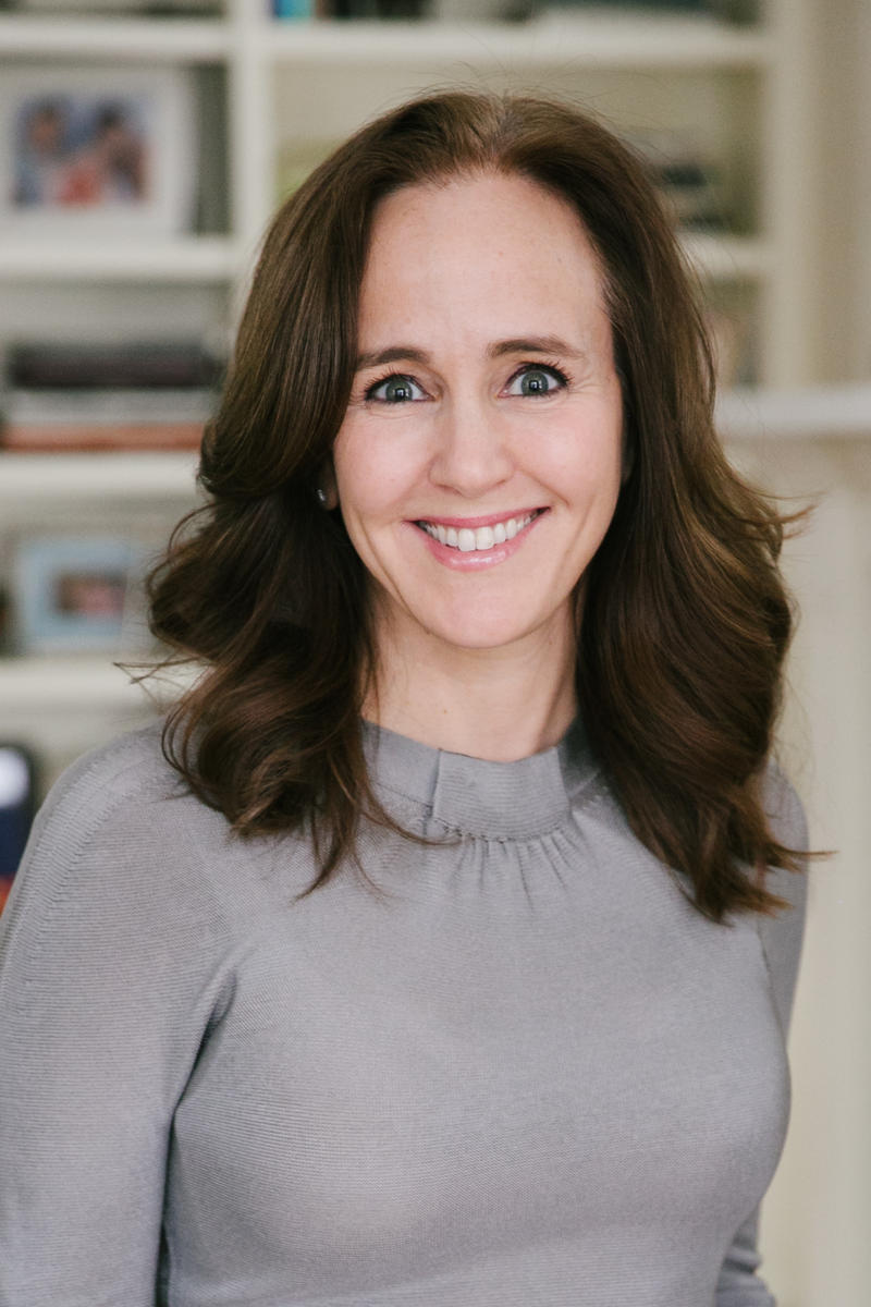 Surgeon and author Dana Suskind, founder of the 30 Million Words Initiative