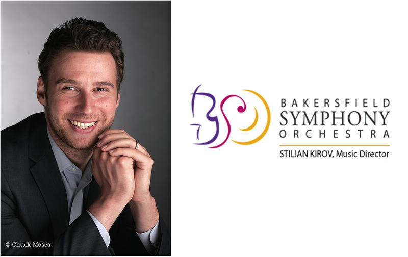 Stilian Kirov is the conductor and music director of the Bakersfield Symphony Orchestra