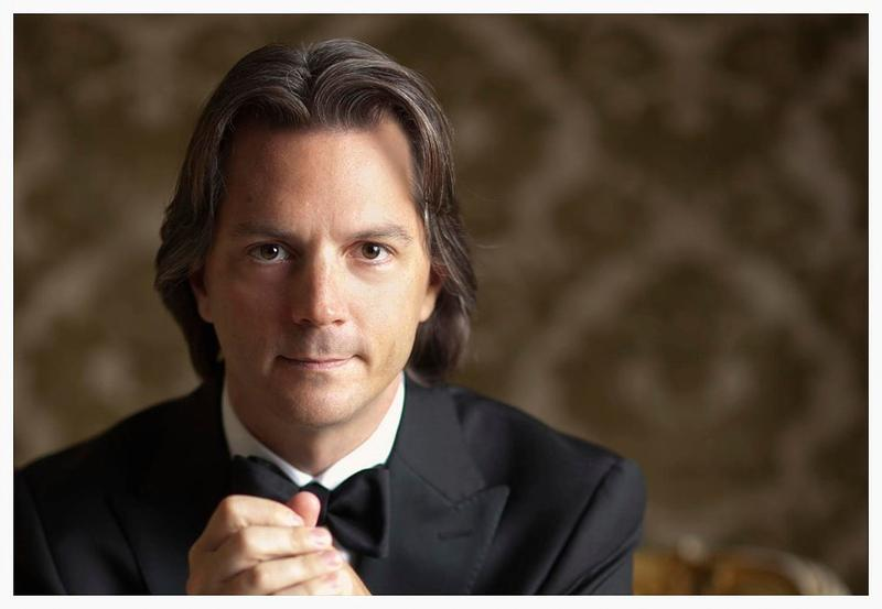 Conductor Daniel Meyer hopes to become the next music director of the Fresno Philharmonic