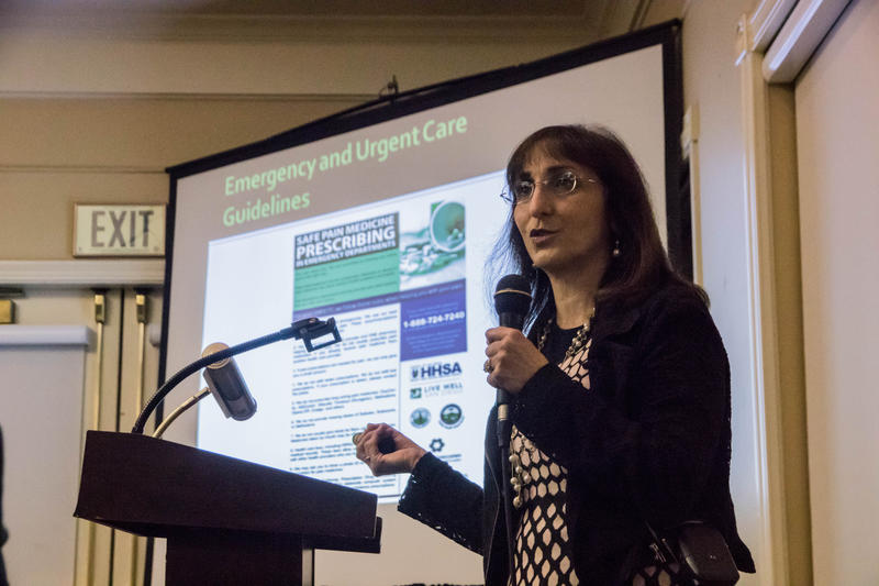 Fresno County recently rounded out its first lecture series for health care providers all about pain, addiction and safely prescribing painkillers.