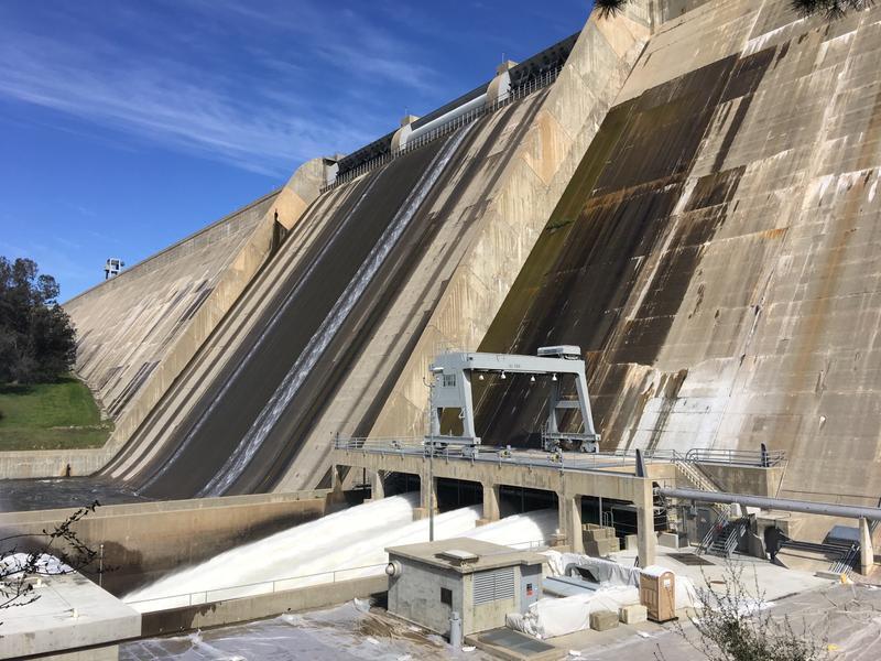 Friant Dam, Fresno County
