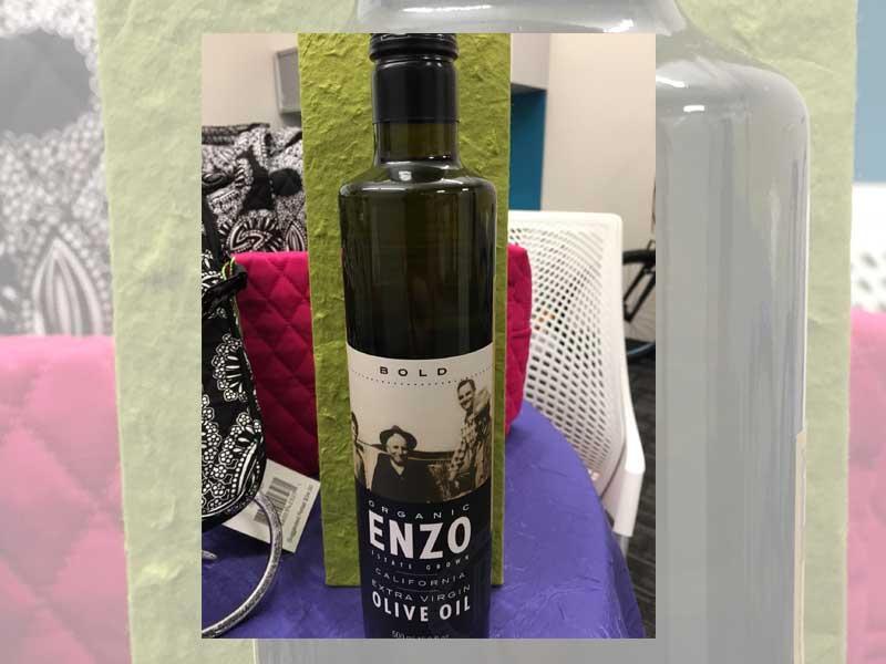 Enzo premium olive oil