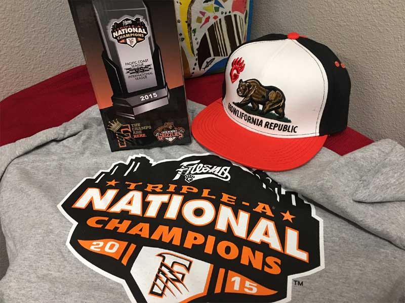 Fresno Grizzlies National championship fun pack + tickets, courtesy of Fresno Grizzlies