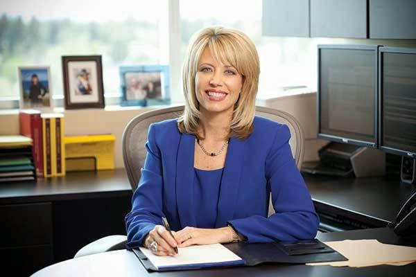 Former Fresno Mayor Ashley Swearengin is now leading the Central Valley Community Foundation