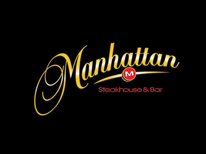 $50 gift certificate, courtesy of The Manhattan Steakhouse & Bar