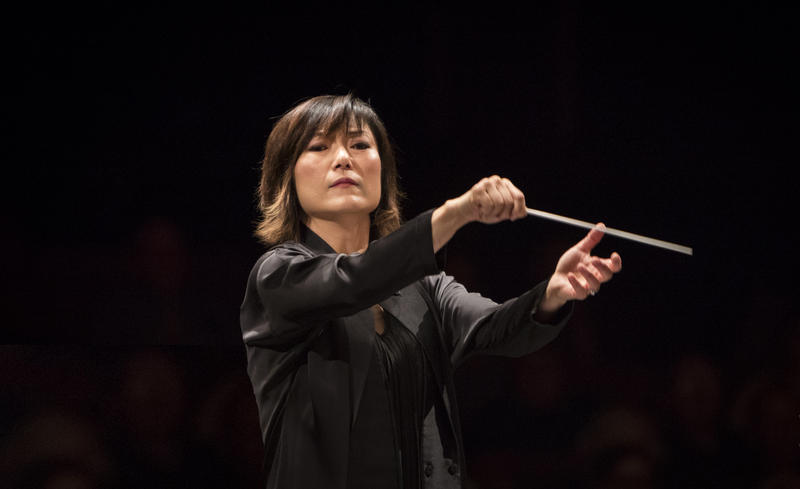 Conductor Rei Hotoda is the new music director of the Fresno Philharmonic