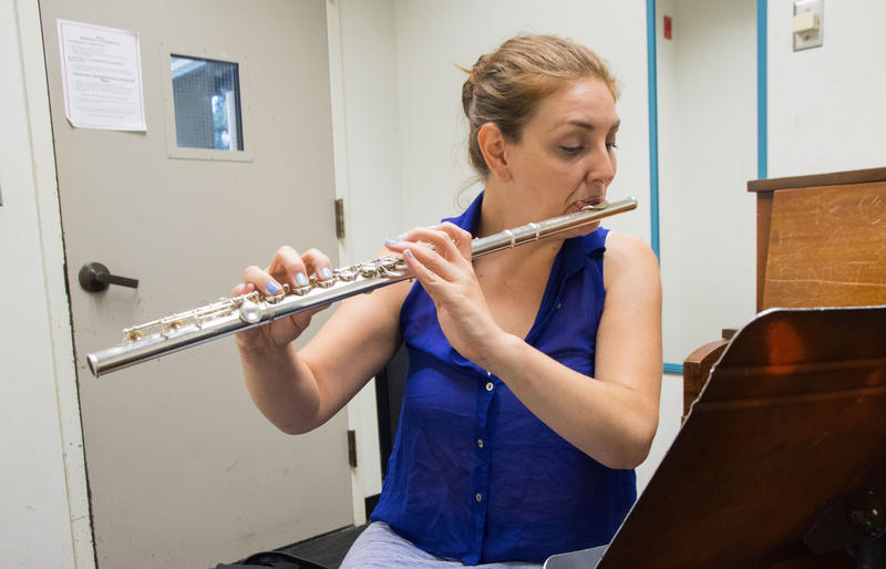 Flute teacher Christina Bellotta was forced off her medications for bipolar disorder in 2016 when she struggled to find a doctor who would accept new patients on Medi-Cal.