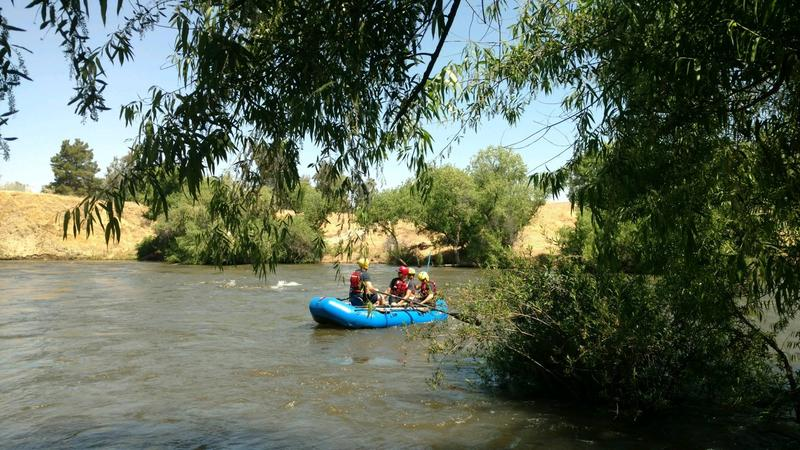 The Bakersfield Fire Department's Swift Water Rescue Team