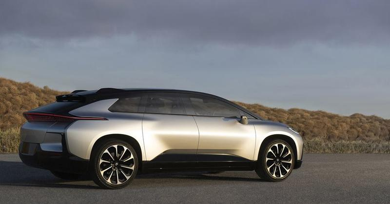 The company hopes to build the FF 91 electric car at the factory as soon as 2018.