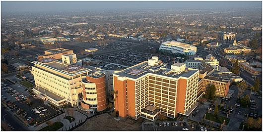 With the capacity for over 350 residents, the UCSF Fresno Center for Medical Education and Research, associated with Community Regional Medical Center, is the largest graduate medical education program in the San Joaquin Valley.